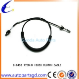 ISUZU OEM 8-94367-750-0  CLUTCH CABLE