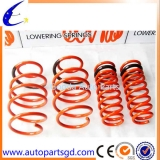 Suspension Systems Lowering Springs e Comfort For Hyundai Genesis Coupe