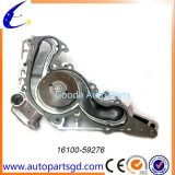 High quality water pump with 1 year warranty for Toyota Land Cruiser